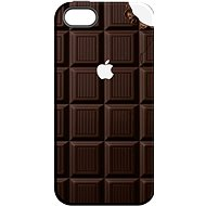"""MojePouzdro """"Chocolate"""" + Protective Glass for iPhone 7 - Protective case by Alza"""