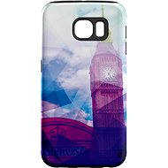 """MyCase """"Big Ben"""" + protective glass for Samsung Galaxy S6 - Protective case by Alza"""