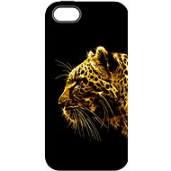 """MojePouzdro """"Jaguar"""" + protective glass for iPhone 5s/SE - Protective case by Alza"""