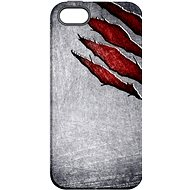 """MojePouzdro """"Lion Claw"""" + protective glass for iPhone 5s/SE - Protective case by Alza"""