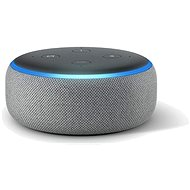 Amazon Echo Dot 3rd Generation - Heather Grey - Voice Assistant