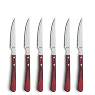Amefa BRASERO Steak Knife Set, 6pcs - Cutlery Set