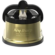 AnySharp ASKSPROBRASS Pro Chefs - Knife Sharpener