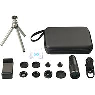 Apexel Lens Set 4in1 + 22x Telephoto Zoom Lens With Tripod