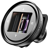 Apexel 1.33X Anamorphic lens with 52mm CPL & Star filter