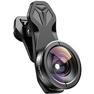 Apexel HD 170° Super Wide Angle Lens With Clip - Mobile Phone Lens