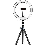 """Apexel Ring Light 10"""" With Octopus Stand and Holder - Photo Lighting"""