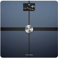 Withings Body+ Full Body Composition WiFi Scale - Black - Bathroom scales