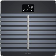 Nokia Body Cardio Full Body Composition WiFi Scales - Black - Personal Scales
