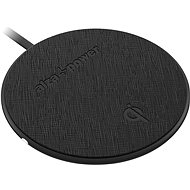 AlzaPower WC121 Wireless Fast Charger, Black - Wireless Charger