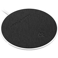 AlzaPower WC121 Wireless Fast Charger White - Wireless Charger