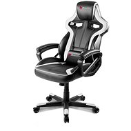 Arozzi Milano Gaming Chair - White - Office Armchair