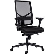 ANTARES 1850 Son Omnia SL BN7, Black + AR08 armrests - Office Chair