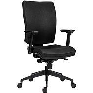ANTARES 1580 Syn Gala Plus SL BN7 Black + AR08 Armrests - Office Chair