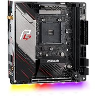 ASRock X570 PHANTOM GAMING-ITX/TB3 - Motherboard