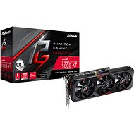 ASROCK Radeon RX 5600 XT Phantom Gaming D3 6G OC - Graphics Card