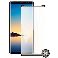 Screenshield SAMSUNG Galaxy Note 8 N950 Tempered Glass Protection (Full Cover - Black - Case Friendly)