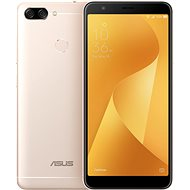 ASUS Zenfone MAX Plus ZB570TL gold - Mobile Phone
