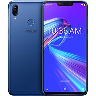 Asus ZenFone Max M2 Blue - Mobile Phone