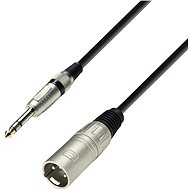 Adam Hall Cable XLR M - Jack 6.3mm M - Audio Cable