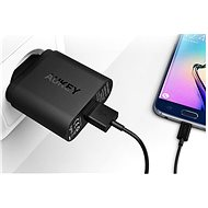 Aukey Quick Charge 3.0 1-Port Wall Charger - Charger