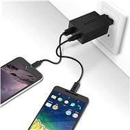 Aukey Quick Charge 3.0 2-Port Wall Charger - Charger