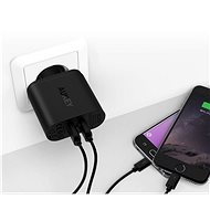 Aukey Quick Charge 3.0 2x USB - AC Adapter