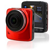 """COMPASS Full HD 2.4"""" Camera, Red GPS"""