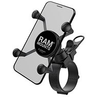RAM Mounts X-Grip for Handlebars up to 60mm in Diameter - Mobile Phone Holder