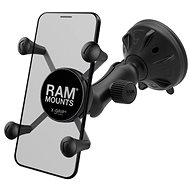RAM Mounts X-Grip with Glass Suction Cup, Arm 70mm - Mobile Phone Holder