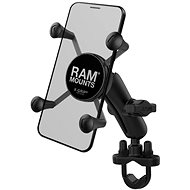 RAM Mounts complete X-Grip mobile phone holder assembly with handlebar sleeve - Mobile Phone Holder