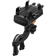 SENA Mobile Phone Holder for Handlebars, includes PowerPro Power Bank - Motorcycle Phone Mount