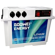 Goowei Energy BATTERY BOX GBB120 - Charging Station