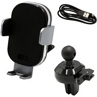 M-Style Charge 1 Phone Holder for Ventilation Grille N3 - Mobile Phone Holder