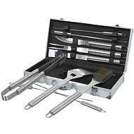 COMPASS Grilling Set 11pcs ALU Case - Grill Set