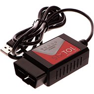 SIXTOL Diagnostics SC1 OBD2 USB + Touchscan CZ - Diagnostics