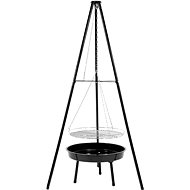 VOREL Round Charcoal Grill 52cm - Grill
