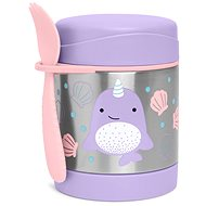 Skip Hop Zoo Food Thermos 12m + Narval 325ml - Children's Thermos