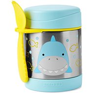 Skip Hop Zoo Thermos for Food Shark 325ml, 12m+ - Children's Thermos