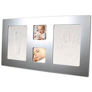 Happy Hands Large Frame Silver - Creative Kit