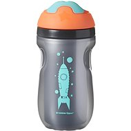 Tommee Tippee Sippee Cup non-flowing thermo mug 12 m + Orange, 260 ml - Thermal Mug