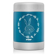 REER Thermos 350ml Wide Blue - Children's Thermos