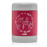 REER Thermos 350ml Wide Red - Children's Thermos