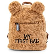 CHILDHOME My First Bag Teddy Beige - Backpack