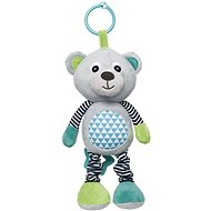CANPOL BABIES WINNIE Soft Musical Toy -Grey