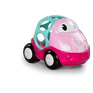 Oball Lily Toy Racing Car, Pink, 18m+ - Toddler Toy
