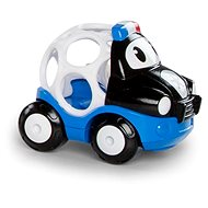 Oball Toy Police Car, Jacob, 18m+ - Toddler Toy