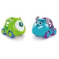 Obsters Monsters Toy Cars 2pcs, 12m+ - Toddler Toy