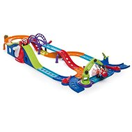 Oball Fun Car-train Track Drive - Toddler Toy