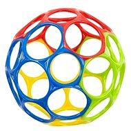 Oball Toy, 10cm, 0m+, Mix of Colours - Toddler Toy